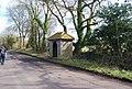 Bus Stop, Warren Corner - geograph.org.uk - 1201051.jpg