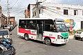Bus in San Javier, Medellín.jpg