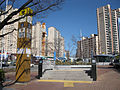 Busan-subway-307-Sports-complex-station-3-entrance.jpg
