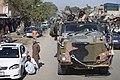 Bushmaster during a patrol in Khanabad.jpg