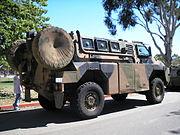Bushmaster side rear