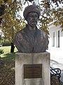 Bust of Ármin Vámbéry by Béla Domonkos. - Érd.JPG