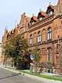 Bydgoszcz, Poczta Główna - od strony Brdy v.JPG