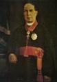 Cônego Joaquim José de Santana (1881) - A. Bierry (Museu da Inconfidência, n.º 1215).png