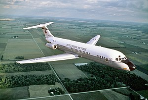 McDonnell Douglas C-9 - U.S. Air Force C-9A Nightingale, 1968