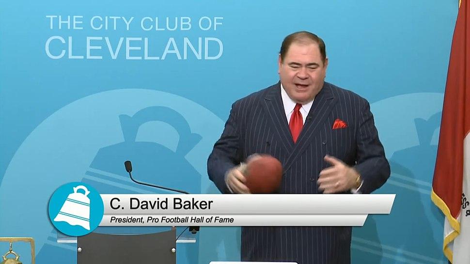 C. David Baker April 06, 2016