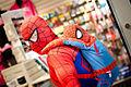 C2E2 2013 - Spider-Men (8701574673).jpg