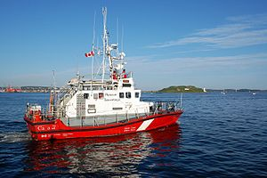 Arun-class lifeboat - CCGS Spray
