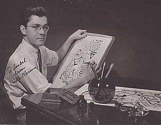 C. C. Beck American cartoonist