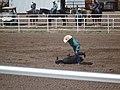 CFD Tie-down roping Justin Brinkerhoff.jpg