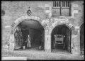 CH-NB - Genève, Maison, Façade, vue partielle - Collection Max van Berchem - EAD-8688.tif