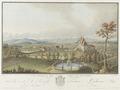 CH-NB - Worb, Schloss, mit Aussicht auf die ganze Alpenkette - Collection Gugelmann - GS-GUGE-WOLF-7-42.tif
