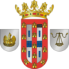 Image of the coat of arms of Caldas da Rainha (description in