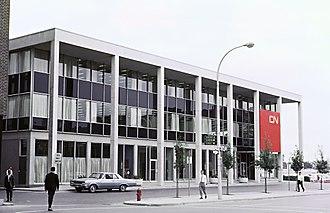 London station (Ontario) - Former CN station in 1966