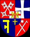 COA bishop DE Bares Nikolaus.png