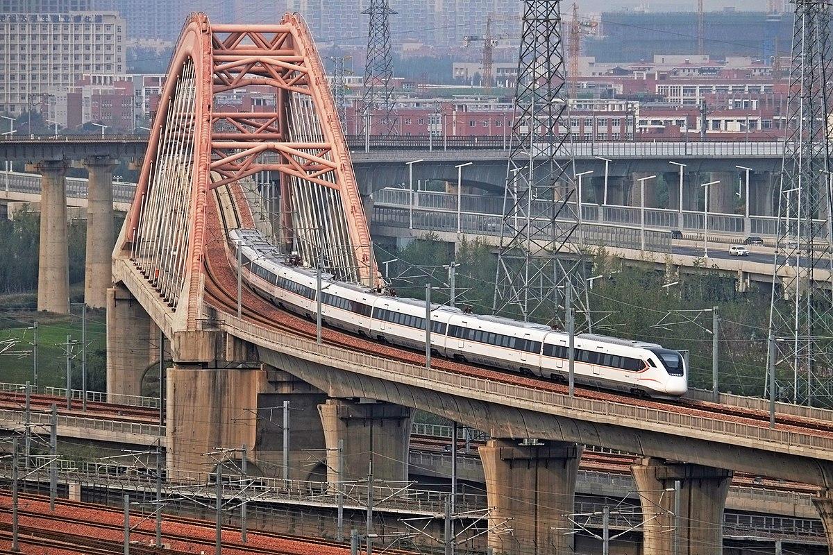 Zhengzhou–Kaifeng intercity railway - Wikipedia