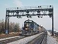 CSX 6580 at Halethorpe, MD on November 8, 1987 (22217768424).jpg