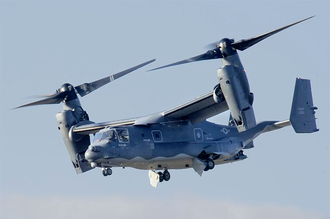 352d Special Operations Wing - Group CV-22 Osprey at RAF Lakenheath