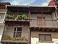 Cabezuela del Valle Balcones Típicos.jpg