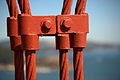 Cables of the Golden Gate bridge in San Francisco 125.jpg