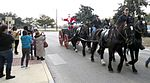 Caisson Section delivers Santa to Gold Star Families 131208-N-UR169-001.jpg