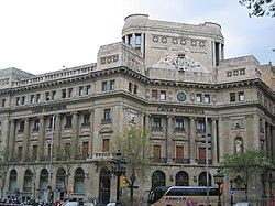 Caixa catalunya wikipedia a enciclopedia libre for Caixa de catalunya oficinas