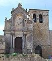 Calascibetta - Torre Normanna XI sec e Chiesa abbandonata - panoramio.jpg