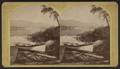 Caldwell from east beach, by Stoddard, Seneca Ray, 1844-1917 , 1844-1917.png