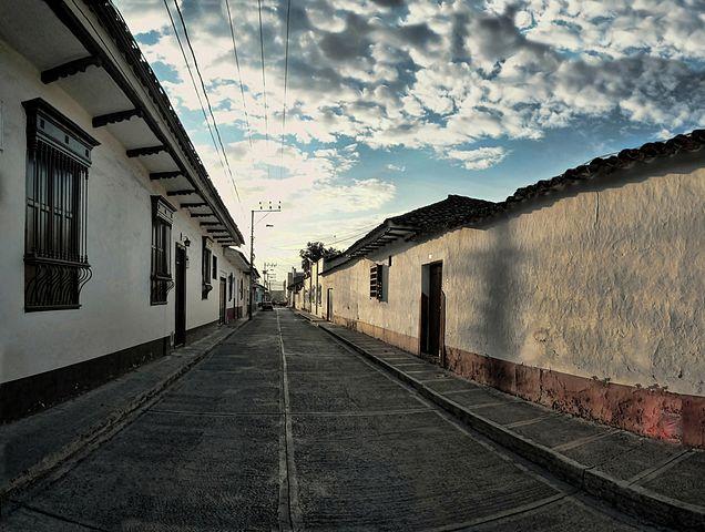 Sector Antiguo de la ciudad de Buga