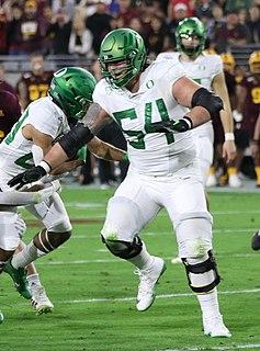 Calvin Throckmorton American football offensive tackle