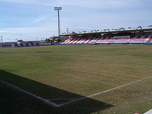 Atlético Monzón - Estadio Isidro Calderón
