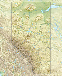 Mount Andromeda is located in Alberta