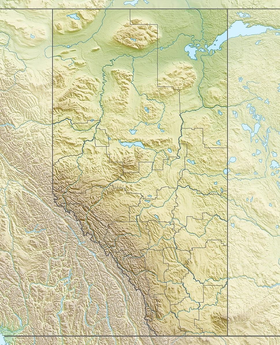 Calgary is located in Alberta