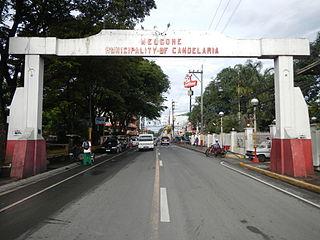 Candelaria, Quezon Municipality in Calabarzon, Philippines
