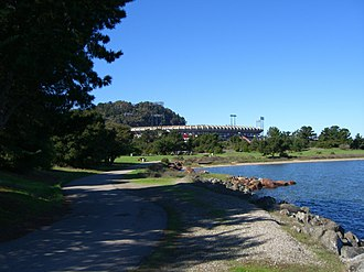 Candlestick Point State Recreation Area - Image: Candlestick Point Park 5