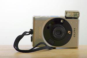 Canon ELPH (series) - Canon ELPH APS Camera