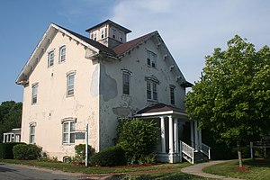 Capt. Sylvester Baxter House - Image: Capt. Sylvester Baxter House, Barnstable, Massachusetts