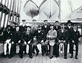 Captain FH Henning and the crew of the three-masted ship STRONSA taken on deck, Puget Sound port, Washington, ca 1904 (HESTER 136).jpeg