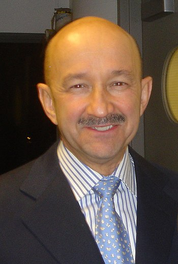 English: Cropped picture of Carlos Salinas de ...