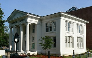 Carnegie Library at FAMU United States historic place