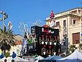 Carnevale di viareggio 2014, revolution dei fratelli Cinquini 02.JPG