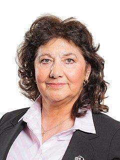 Caroline Jones (politician) British politician
