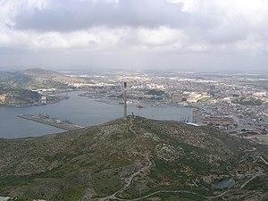 Cartagena desde San Julian 01.JPG