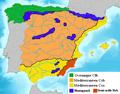 Carte climatique de l'Espagne-fr.png