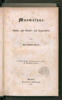 Mnemosyne (1848) (Quelle: Wikimedia)