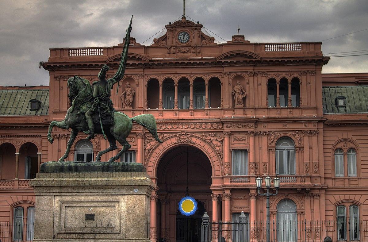 Gobierno y pol tica de la rep blica argentina wikipedia for La casa de las pinturas
