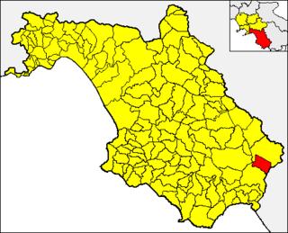 Casalbuono,  Кампания, Италия