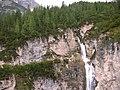 Cascate del Fanes -Cortina d'Ampezzo - panoramio.jpg