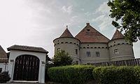 Castelul Bethlen - Haller, Cetatea de Baltă.jpg