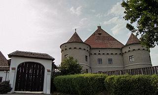 Cetatea de Baltă Commune in Alba, Romania